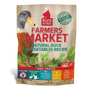 Plato Farmers Market Duck & Vegetables Recipe
