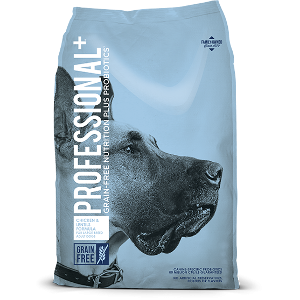 Professional+ Grain Free Chicken & Lentil for Large Breed Adult Dogs