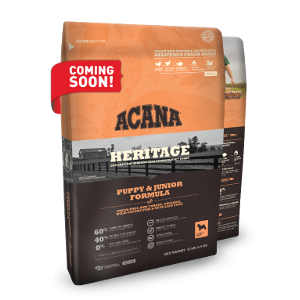 Acana Heritage Puppy/Junior Formula