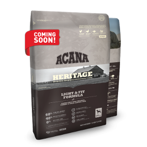 Acana Heritage Light & Fit Formula