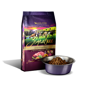 Zignature Goat Formula for Dogs