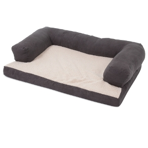 Aspen Pet Bolster Orthopedic Pet Bed