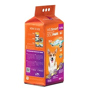 Wiz Smart Ultra Premium Dog Pads