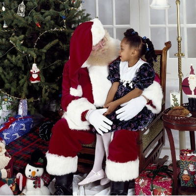 Photos with Santa Claus!