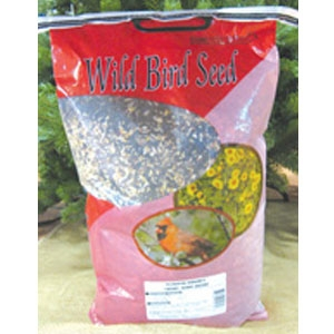 Plymouth Nursery Cherry-Berry Bird Seed, 25 lbs.