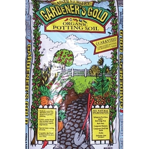 Gardener's Gold Organic Potting Soil