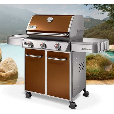 Genesis EP 310 Copper Gas Grill