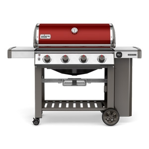 Genesis® II SE 410 LP Grill in Crimson