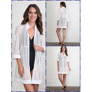 Simply Noelle Cover Up Tunic