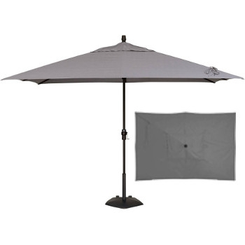 Treasure Garden Rectangular Cantilever Umbrella