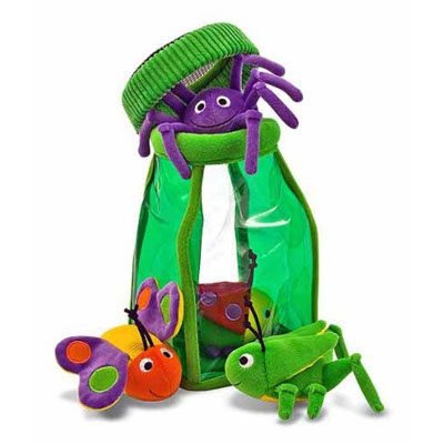 Bug Jug Fill & Spill Toy