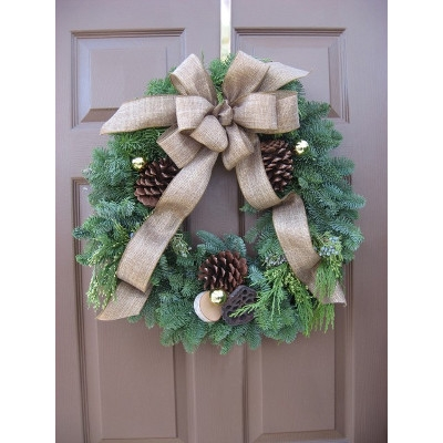 Fresh Custom Wreaths