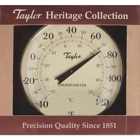 Taylor Heritage Collection Thermometer