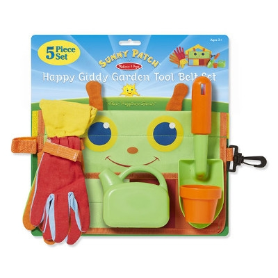 Sunny Patch Happy Giddy Garden Tool Belt Set