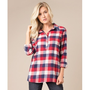 River Lodge pullover shirt