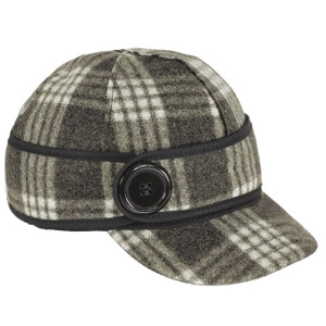 'The Button-up' Hat