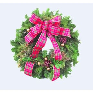 Fresh-made Handcrafted Wreaths