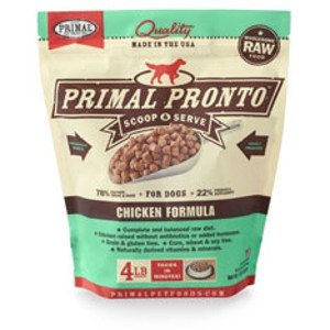Canine Chicken Pronto Formula
