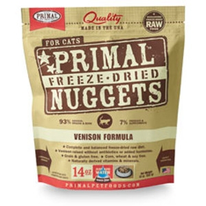 Freeze-Dried Feline Venison Formula