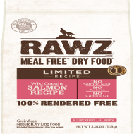 Rawz Limited Recipe Salmon-Dog