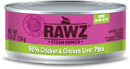 96% Chicken & Chicken Live Pate-Cat Can