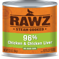 96% Chicken & Chicken Liver-Dog Can