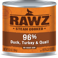 95% Duck, Turkey & Quail-Dog Can