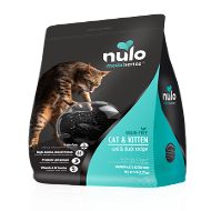 Nulo MedalSeries Cat & Kitten Cod & Duck Recipe