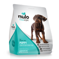 Nulo Freestyle Puppy Turkey & Sweet Potato Recipe