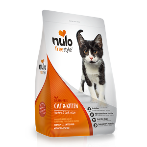 Nulo Freestyle Cat & Kitten Turkey and Duck Recipe
