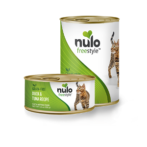 Nulo Freestyle Cat & Kitten can Duck & Tuna Recipe