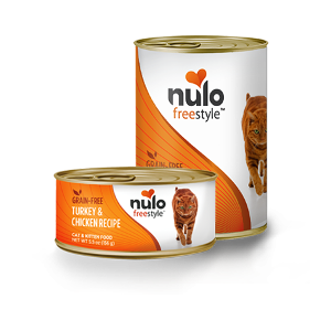 Nulo Freestyle Cat & Kitten Can Turkey and Chicken Recipe