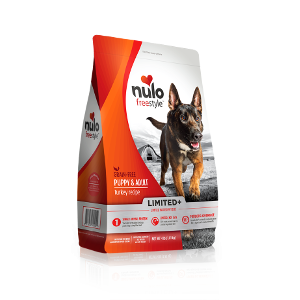 Nulo Freestyle Limited+ Puppy & Adult Turkey Recipe