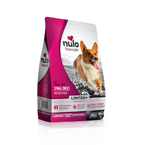 Nulo Freestyle Limited+ Small Bree Dog Turkey Recipe