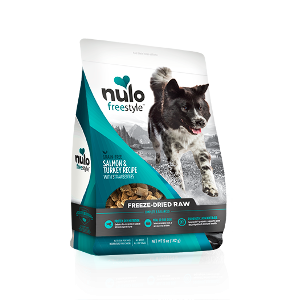 Nulo Freestyle Freeze-Dried Raw Dog Food-Salmon & Turkey with Strawberries