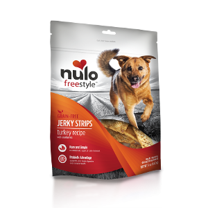 Nulo Freestyle Jerky Strips-Turkey Recipe with Cranberries