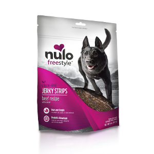 Nulo Freestyle Jerky Strips- Beef Recipe with Coconut