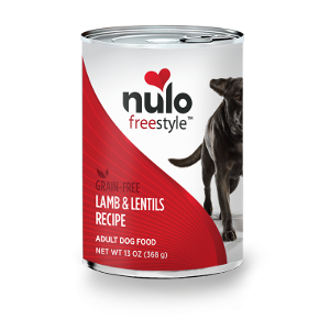 Nulo Freestyle Grain Free Lamb & Lentils Wet Recipe for Adult Dogs