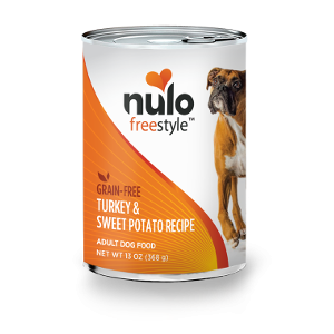Nulo Freestyle Grain Free Turkey & Sweet Potato Wet Recipe for Adult Dogs