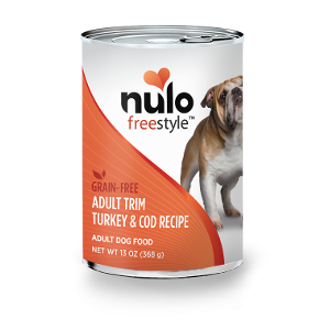 Nulo Freestyle Grain Free Turkey & Cod Wet Food for Adult Dogs
