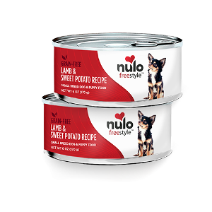 Nulo Freestyle Grain Free Lamb & Sweet Potato Wet Food for Small Breed Dogs