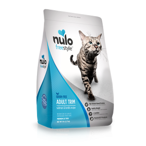 Nulo Freestyle Adult Trim Cat Salmon & Lentils Recipe
