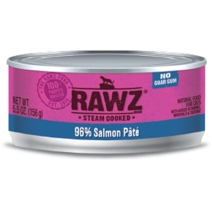 96% Salmon Pate-Cat Can
