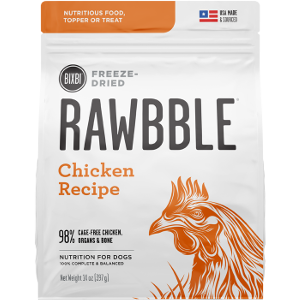 RAWBBLE FREEZE DRIED FOOD CHICKEN