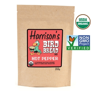 Harrison's Bird Bread Mix-Hot Pepper