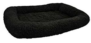 Black Fleece Bed