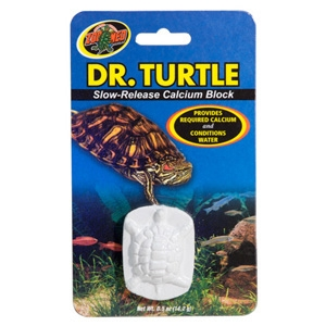 Dr. Turtle® Slow-Release Calcium Block