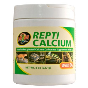 Repti Calcium® with D3- 3oz