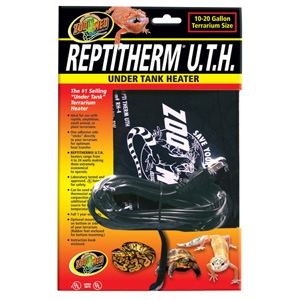 ReptiTherm® Under Tank Heater (U.T.H.)- 30-40 Gallon