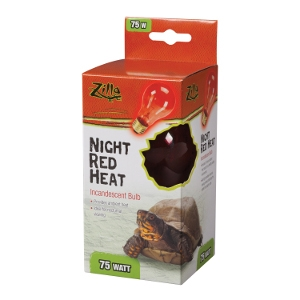 Incandescent Bulbs- Night Red 75W